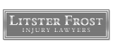 Custom website design for Litster Frost Injury Lawyers