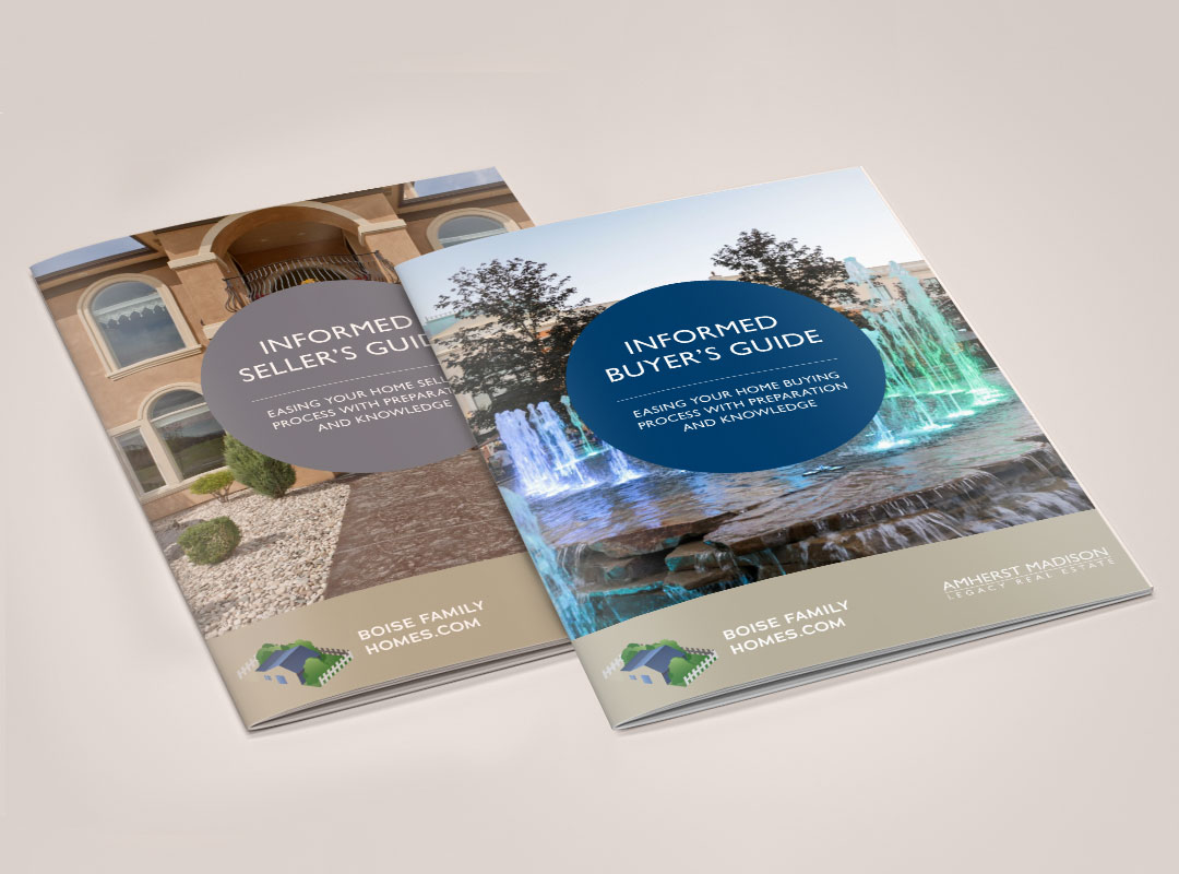 Boise Family Homes Real Estate Brochure