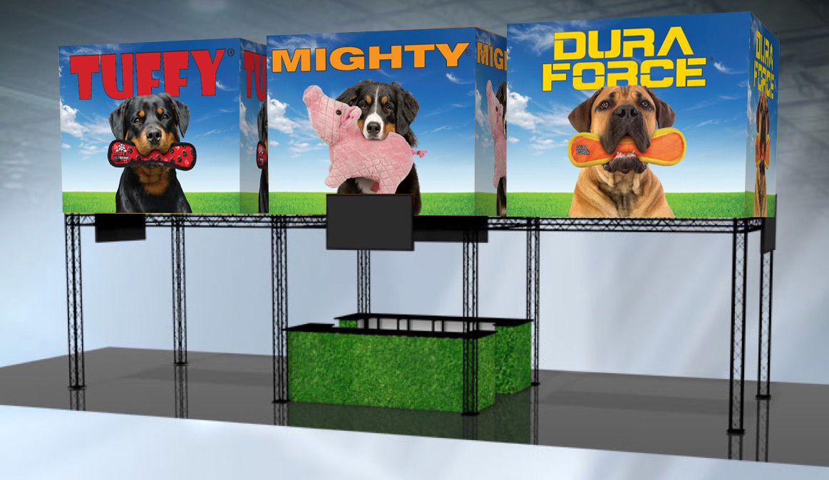 Tuffy, Mighty and DuraForce Dog Toys from VIP Products